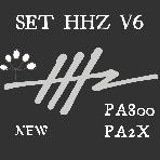ست حرفه ای hhz v6 pa800 &pa2x نسخه کامل