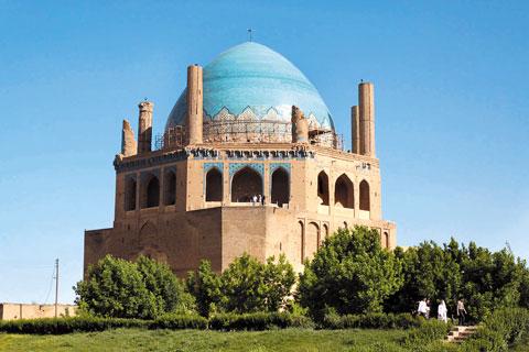 مقاله جغرافياي تاريخي زنجان از آغاز اسلام تا ظهور مغول