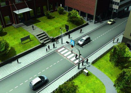 مقاله طراحی، تحلیل و ارزیابی زمان بندی تقاطع های چراغدار با استفاده از منطق فازی