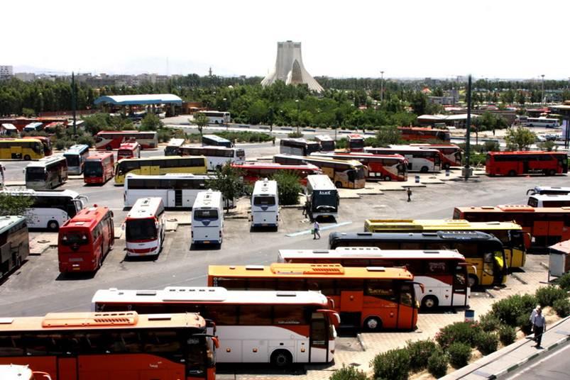 مقاله توسعه مدل مکانیابی پایانه های اتوبوسرانی برون شهری با استفاده از یک الگوریتم فراابتکاری