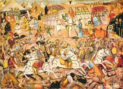 مقاله  نیایش و ستایش معبود در اشعار شاعران برجسته سبک عراقی