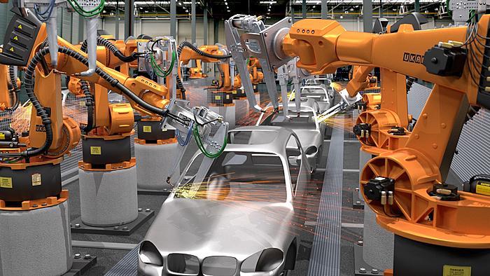 مقاله بررسی رباتها صنعتي و مشخصات آنها در جوشكاری