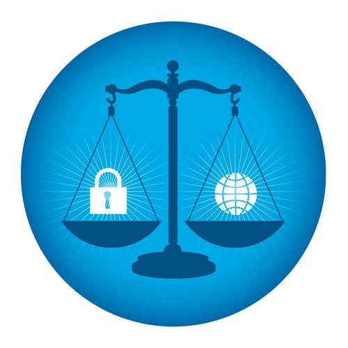 تحقیق آزادی اطلاعات و تزاحم آن با حريم خصوصي