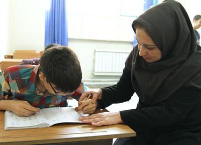 تحقیق آشنايی با دانش آموزان استثنايی
