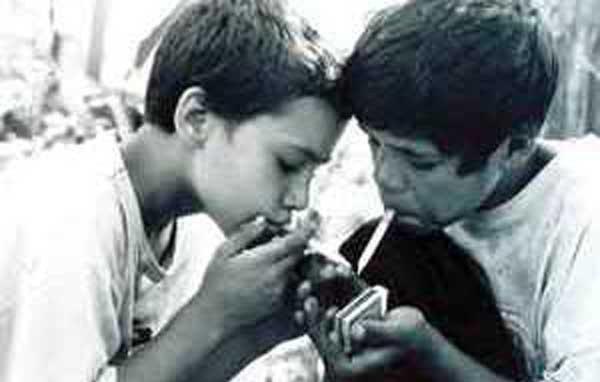 مقاله بزهکاری اطفال