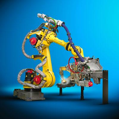 مقاله بازوی ربات قابل برنامه ريزی جهت بكارگيری در دستگاه های CNC