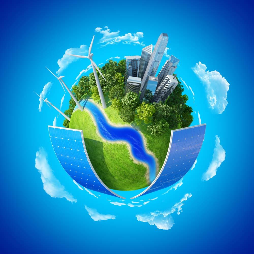 مقاله انرژی های پاک (نو) و تجدید پذیر
