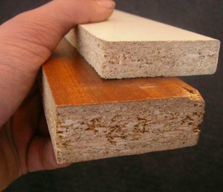 مقاله آزمايشات غيرمخرب تخته خرده چوب با روشهای فراصوتی و ارتعاشی