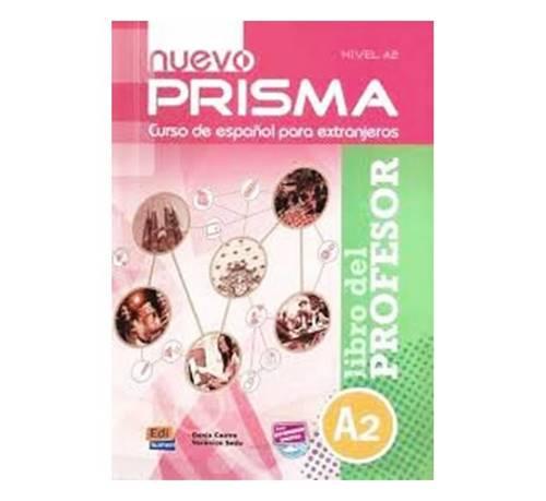 دانلود کتاب معلم Nuevo prisma libro de profesor (A2)