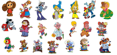 شخصیتهای کارتونی