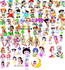 شخصیتهای کارتونی 2