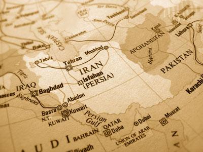عکس نقشه ایران