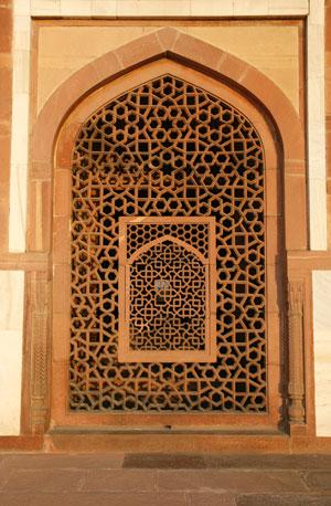 عکس آرک معماری سنتی مسجد