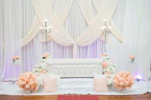 عکس دکور مراسم عروسی