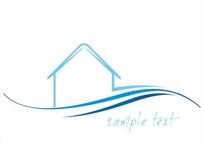 لوگوی لایه باز طرح شرکت های ساختمانی 3