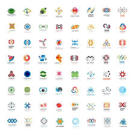مجموعه لوگو های  لایه باز شرکت های تجاری 2