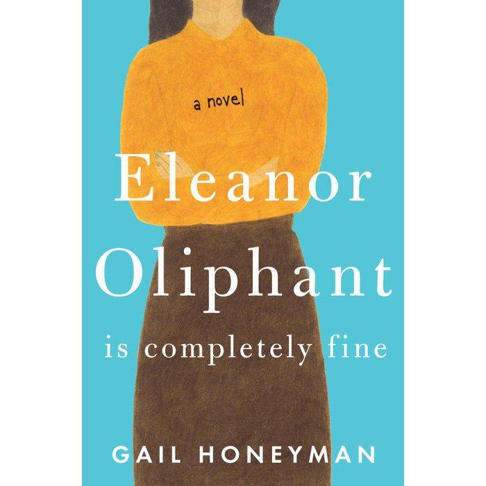 خرید کتاب Eleanor Oliphant Is Completely Fine