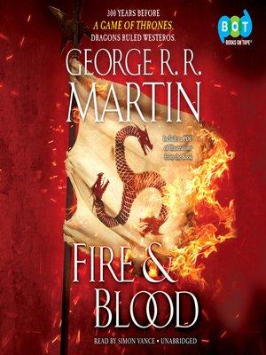 خرید کتاب fire & blood