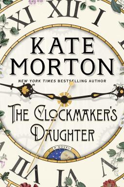 خرید کتاب the clock maker's daughter