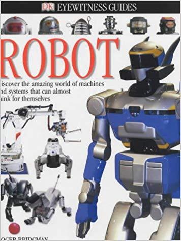 خرید کتاب robot Eyewitness