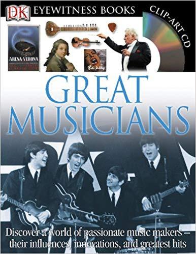 خرید کتاب Great Musicians