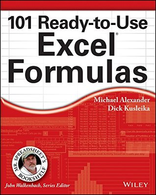 خرید کتاب 101 Ready to Use Excel Formulas