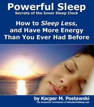 کتاب Powerful Sleep: Secrets of the Inner Sleep Clock