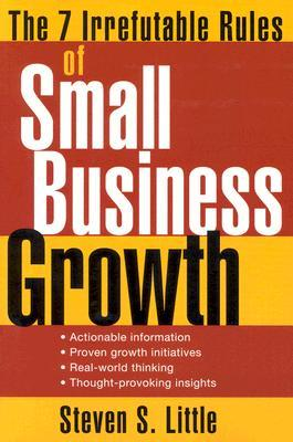 خرید کتاب The 7 Irrefutable Rules of Small Business Growth