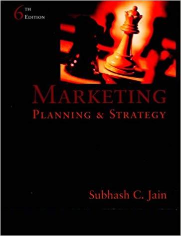 خرید کتاب Marketing, Planning And Strategy