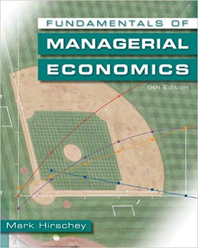 خرید کتاب Fundamentals Of Managerial Economics