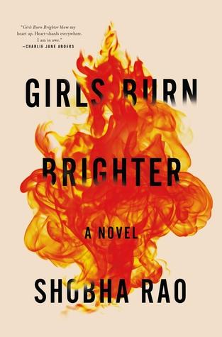 خرید کتاب Girls Burn Brighter