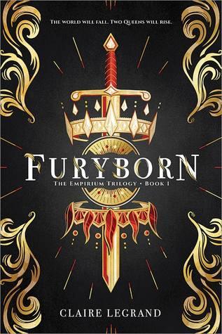 خرید رمان Furyborn