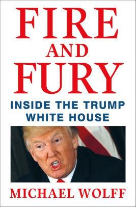 خرید رمان Fire and Fury