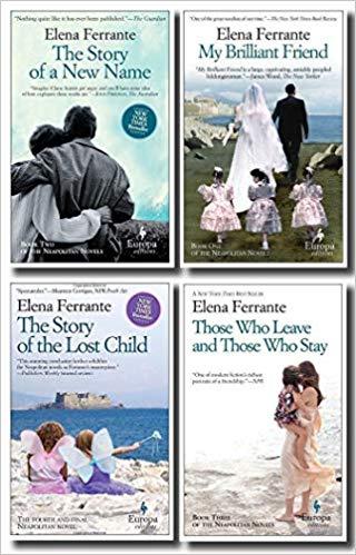 خرید سری رمان های ناپلی