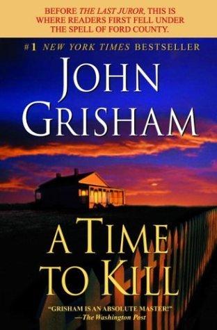 خرید رمان A Time to Kill