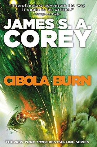 رمان Cibola Burn