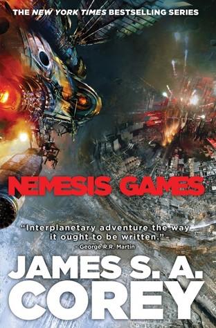 رمان  Nemesis Games