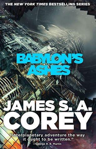 رمان Babylons Ashes
