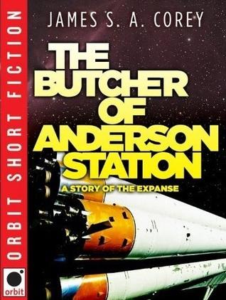 رمان The Butcher of Anderson Station