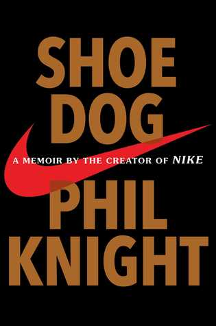 کتاب Shoe Dog