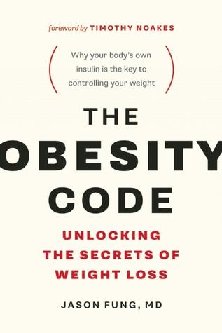 کتاب  The Obesity Code