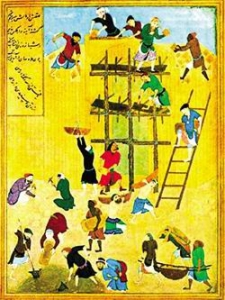 مجموعه آثار هنری کمال الدین بهزاد