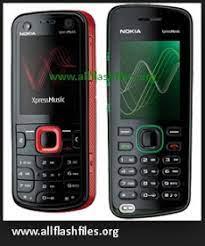 دانلود فایل فلش فارسی Nokia 5220 Rm-411 ورژن 07.23