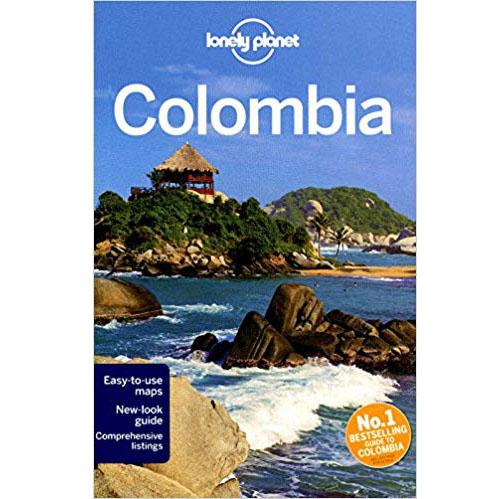 کتاب راهنمای سفر به کلمبیا