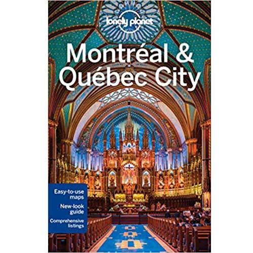 کتاب راهنمای سفر به مونترال و کبک