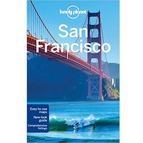 کتاب راهنمای سفر به سان فرانسیسکو
