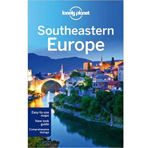 کتاب راهنمای سفر به جنوب شرقی اروپا