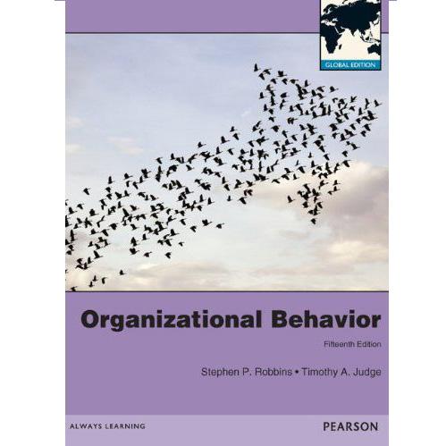 Organizational Behavior 15th Edition