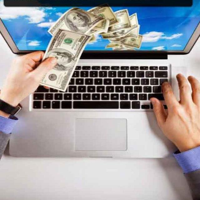 آموزش کسب درآمد از فضای مجازی (100%تضمینی )