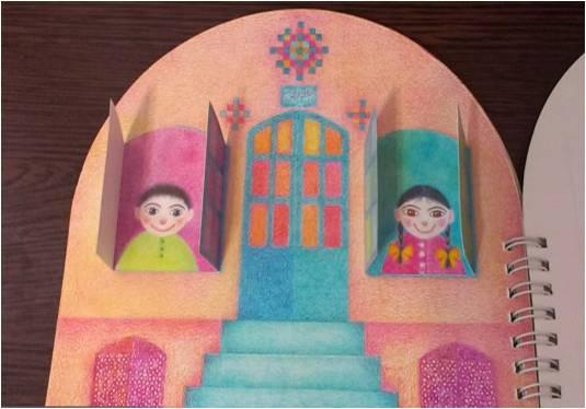 دانلود کتاب داستان به همراه آموزش ساخت کاردستي براي کودکان